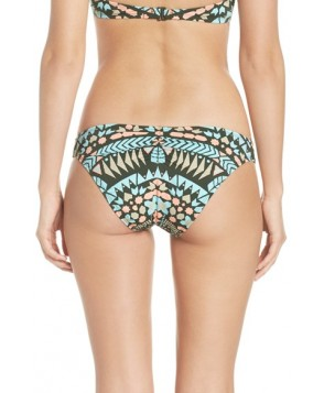 The Bikini Lab Folk Up The Sun Bikini Bottoms