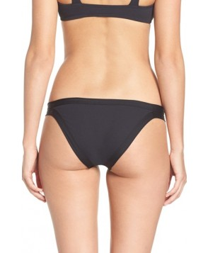 L Space Ridin' High Ribbed Bikini Bottoms