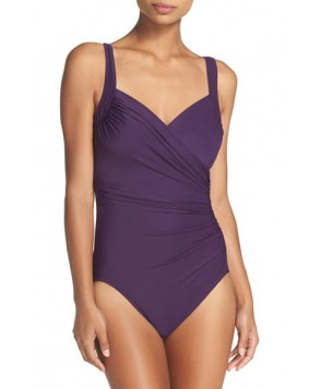 Miraclesuit 'Sanibel' Underwire One-Piece Swimsuit  - Red