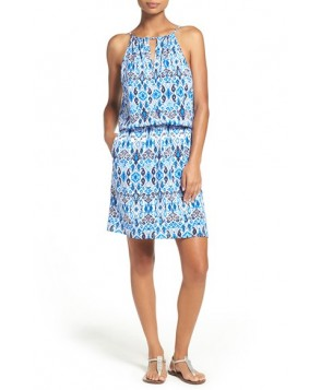 Tommy Bahama Ikat Print Cover-Up