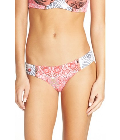 Maaji Bomb Chevelle Bikini Bottoms  - Orange