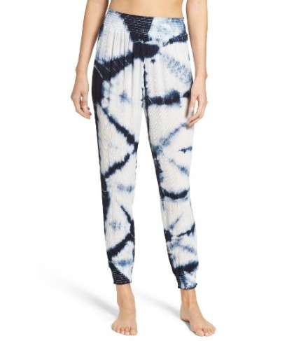 Green Dragon Surfrider Cover-Up Pants  - Blue