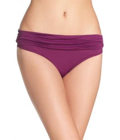 La Blanca 'Island' Hipster Bikini Bottoms  - Red