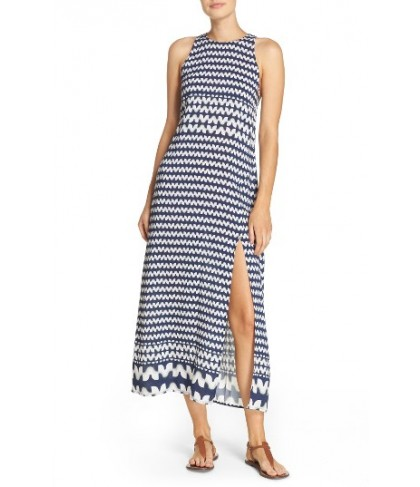 Tory Burch Windwell Cover-Up Maxi Dress