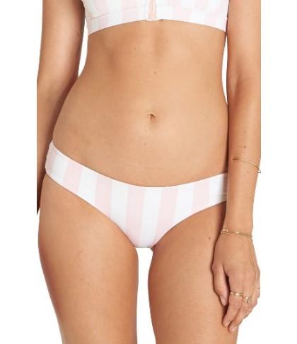 Billabong No Worries Hawaii Lo Bikini Bottoms - White
