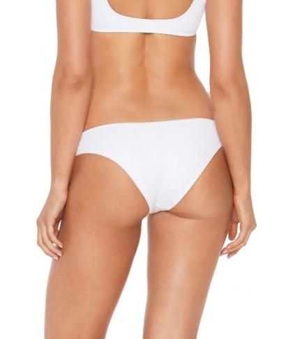 L Space 'Sandy' Seamless Bikini Bottoms - White