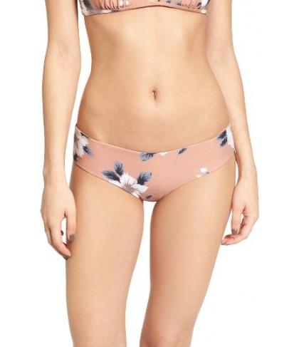 O'Neill Bianca Reversbile Hipster Bikini Bottoms - Pink