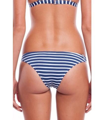 Rhythm Shoreline Bikini Bottoms - Blue