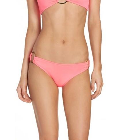 Milly Barbados Bikini Bottoms - Pink