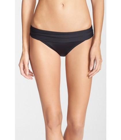 La Blanca 'Renew & Refresh' Hipster Bikini Bottoms  - Black
