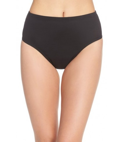 Miraclesuit 'Basic' Swim Briefs  - Black