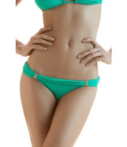 Vix Swimwear 'Bia' Hipster Bikini Bottoms  - Green